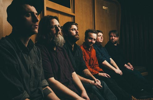 Trampled By Turtles Band